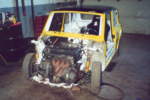 Marek's 74 Mini Ice Racer